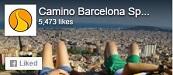 Camino Barcelona Spanish Language School's Facebook page
